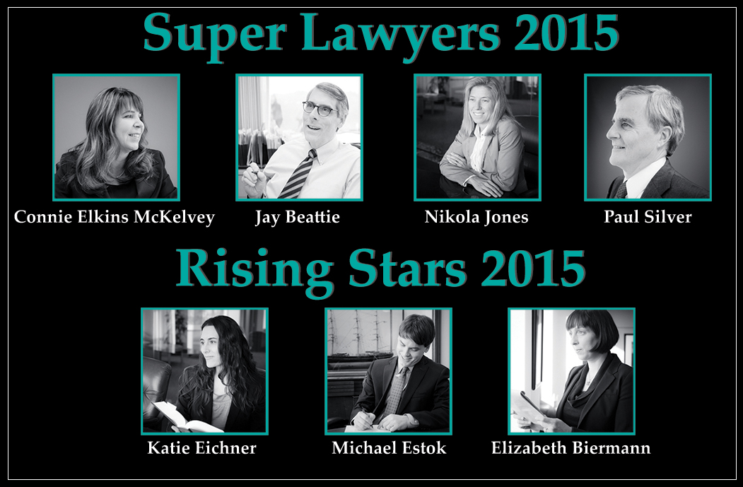 Lindsay Hart's 2015 Super Lawyers and Rising Stars