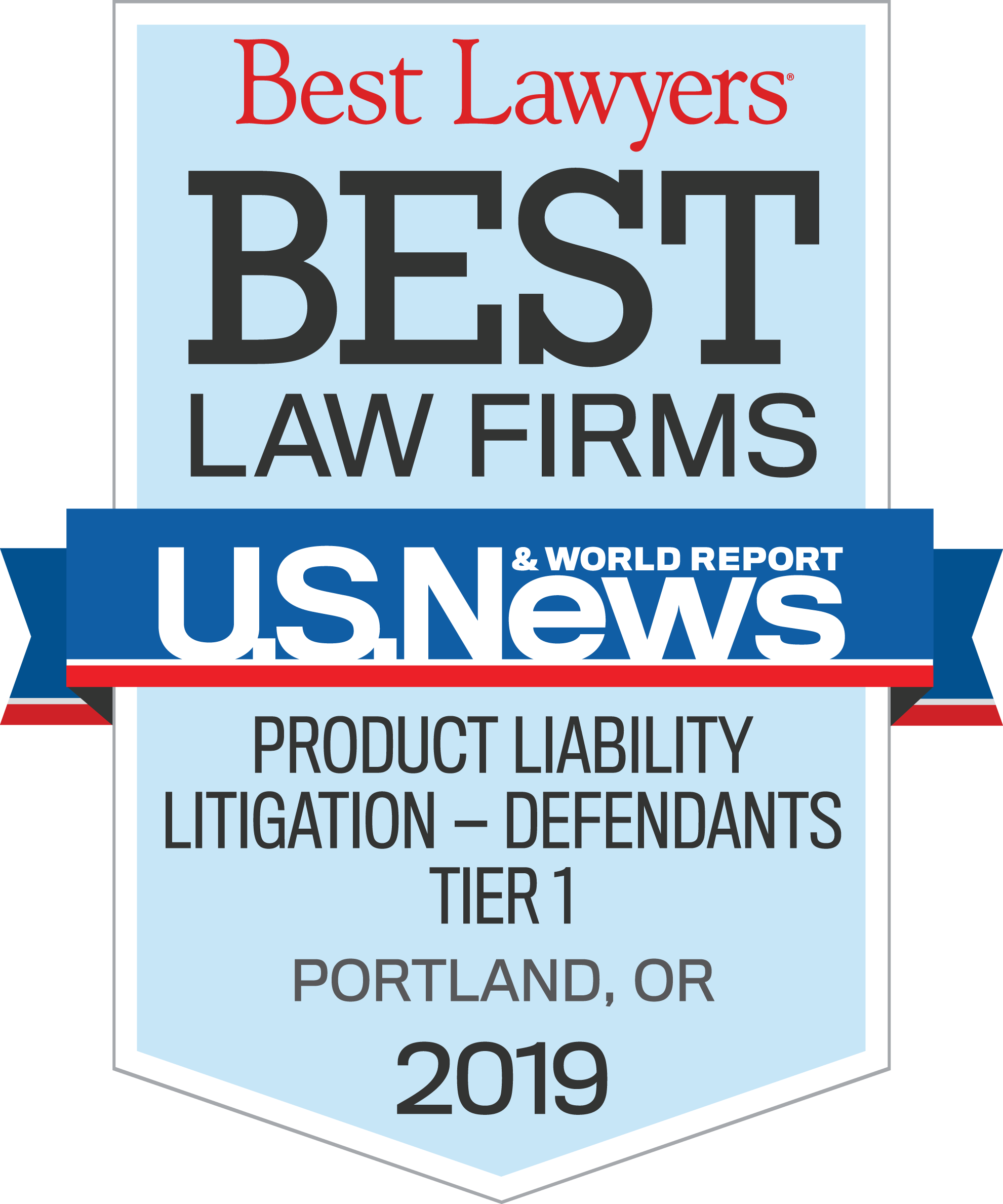 BestLawyers - Product Liability
