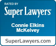 Connie Elkins McKelvey is a Super Lawyer